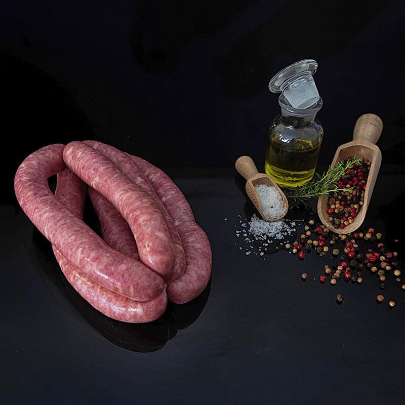 Saucisse de veau