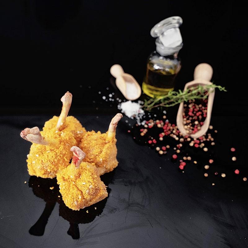 Aile de poulet maître d'hôtel
